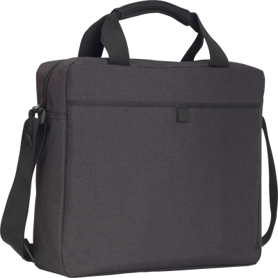 Picture of TUNSTALL LAPTOP BUSINESS BAG in Charcoal