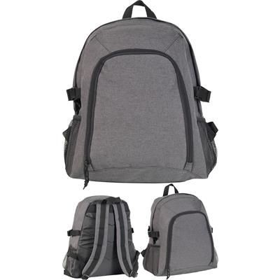 Picture of TUNSTALL BACKPACK RUCKSACK in Grey