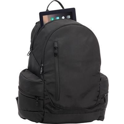 Picture of SPELDHURST EXECUTIVE BACKPACK RUCKSACK in Black