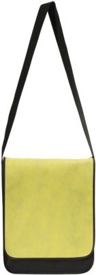 Picture of RAINHAM SHOW BAG in Yellow & Black