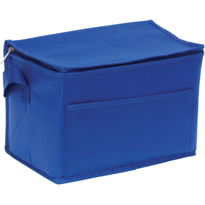 Picture of RAINHAM 6 CAN COOL BAG in Royal Blue