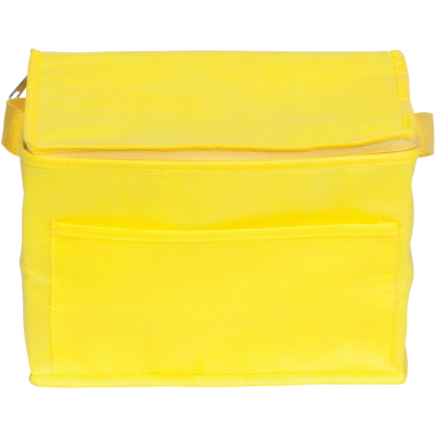 Picture of RAINHAM 6 CAN COOL BAG in Yellow