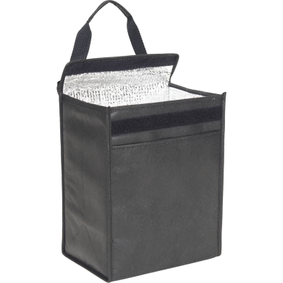 Picture of RAINHAM LUNCH COOLER BAG in Black