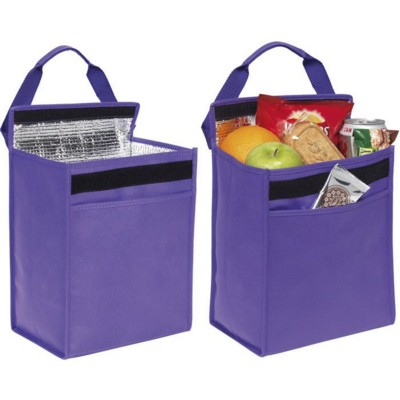 Picture of RAINHAM LUNCH COOLER BAG in Purple