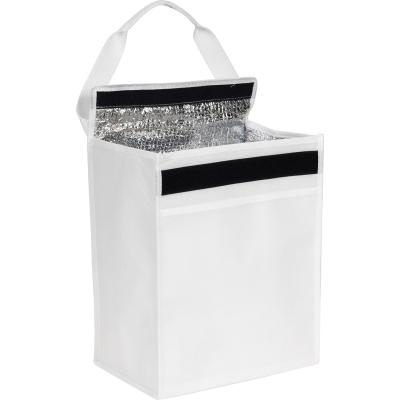 Picture of RAINHAM LUNCH COOL BAG in White