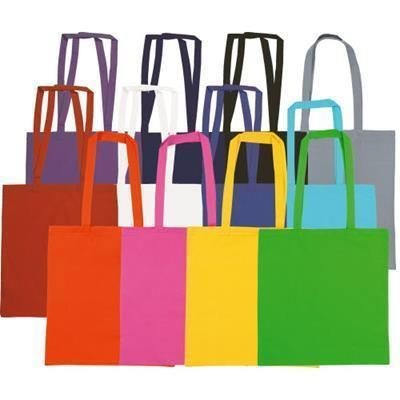 Picture of SNOWDOWN COTTON SHOPPER TOTE BAG COLLECTION