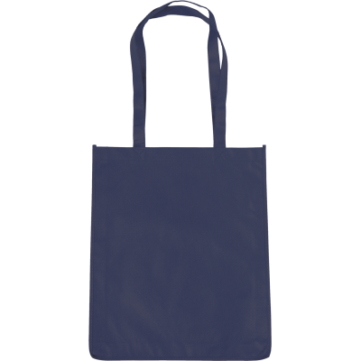 Picture of CHATHAM BUDGET SHOPPER TOTE BAG in Navy Blue