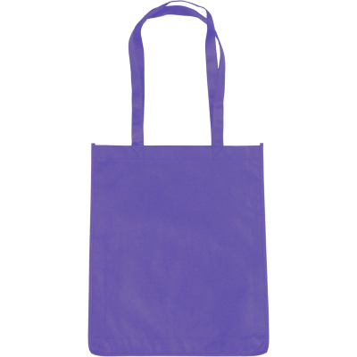 Picture of CHATHAM BUDGET SHOPPER TOTE BAG in Purple