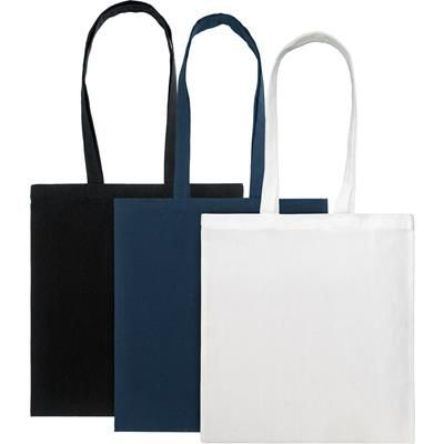 Picture of RECYCLED SEABROOK 5OZ RECYCLED COTTON TOTE GROUP in Various