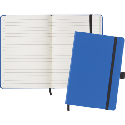 Picture of DARTFORD A5 NOTE BOOK in Dark Blue