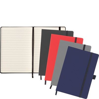 Picture of NEW LARKFIELD A5 SOFT FEEL NOTE BOOK