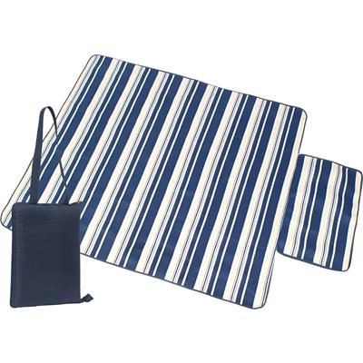 Picture of MEADOW PICNIC BLANKET in Navy