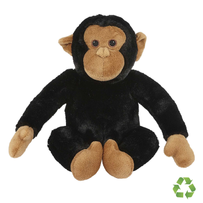 Picture of RECYCLED CHIMPANZEE SOFT TOY