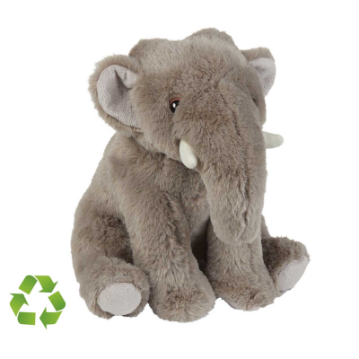 Picture of RECYCLED ELEPHANT SOFT TOY