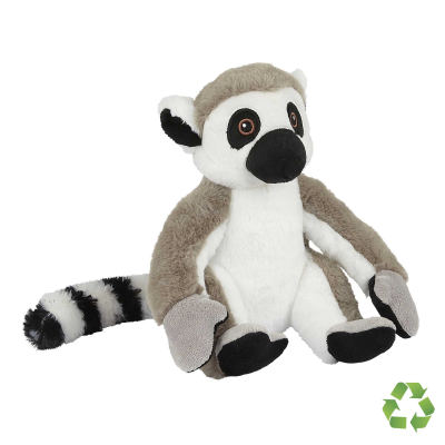 Picture of RECYCLED LEMUR SOFT TOY