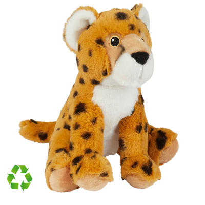 Picture of RECYCLED LEOPARD SOFT TOY