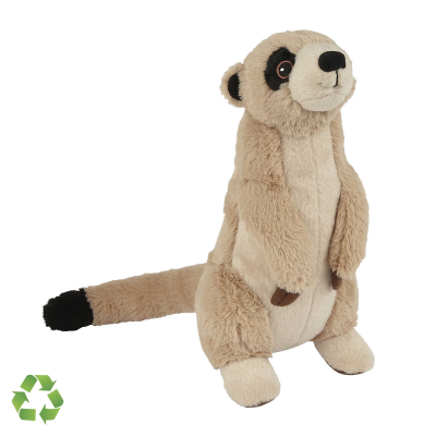 Picture of RECYCLED MEERKAT SOFT TOY
