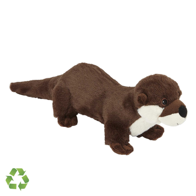 Picture of RECYCLED OTTER SOFT TOY