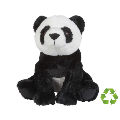 Picture of RECYCLED PANDA SOFT TOY