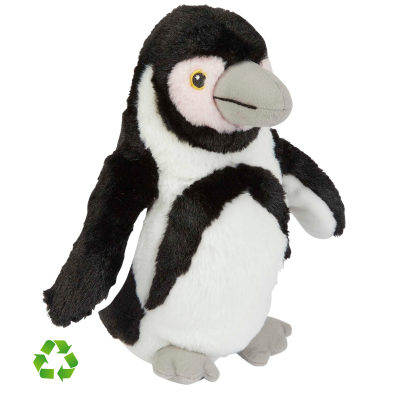 Picture of RECYCLED PENGUIN SOFT TOY