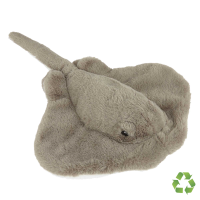 Picture of RECYCLED RAY SOFT TOY