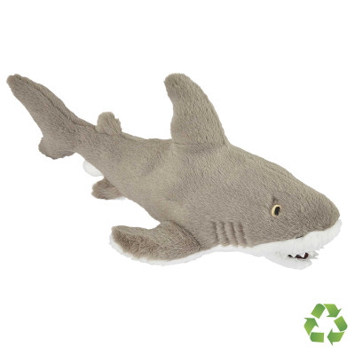 Picture of RECYCLED SHARK SOFT TOY