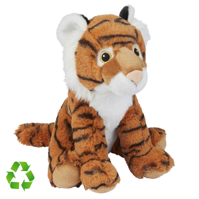 Picture of RECYCLED TIGER SOFT TOY