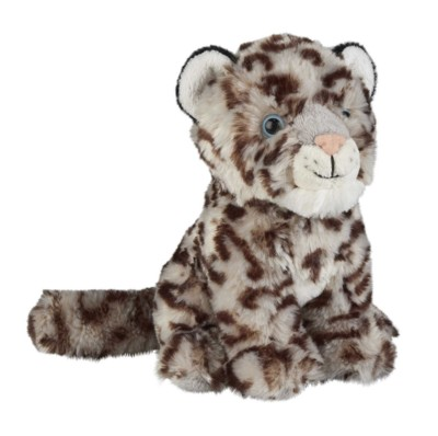 Picture of SNOW LEOPARD SOFT TOY