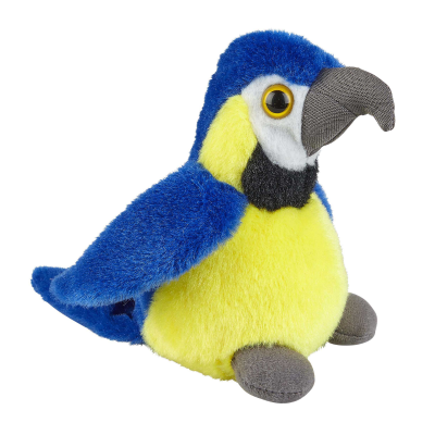Picture of BLUE & GOLD MACAW SOFT TOY