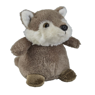 Picture of WOLF SOFT TOY
