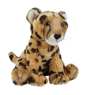 Picture of CHEETAH SOFT TOY