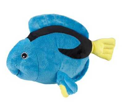 Picture of BLUE TANG FISH SOFT TOY