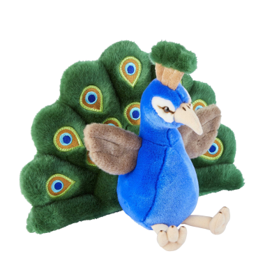 Picture of PEACOCK SOFT TOY