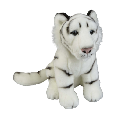 Picture of WHITE TIGER SOFT TOY