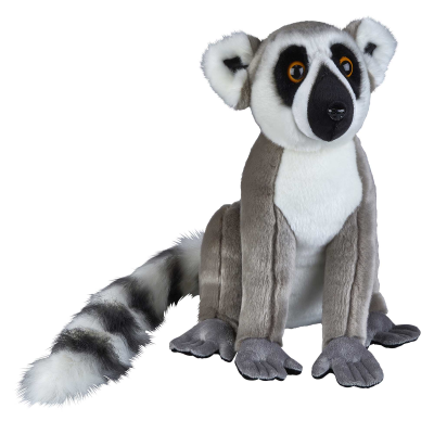 Picture of RING-TAILED LEMUR SOFT TOY