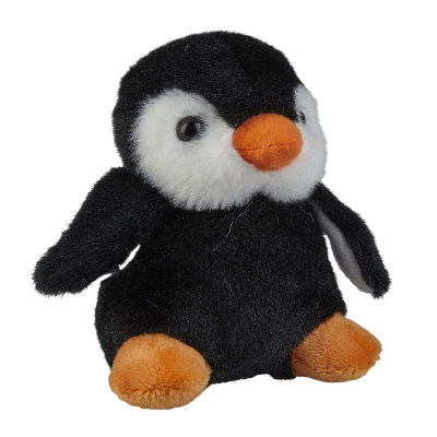 Picture of SOFT TOY PENGUIN