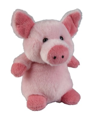 Picture of SOFT TOY PIG