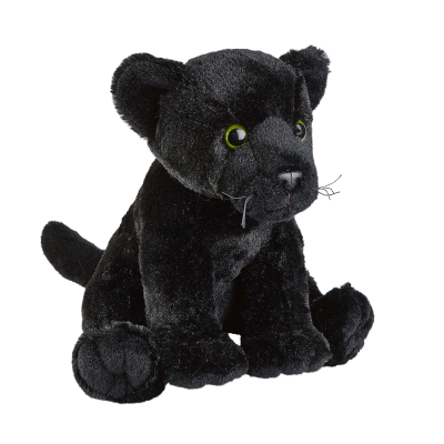Picture of SOFT TOY BLACK PANTHER