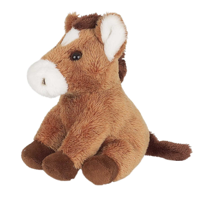 Picture of SOFT TOY HORSE