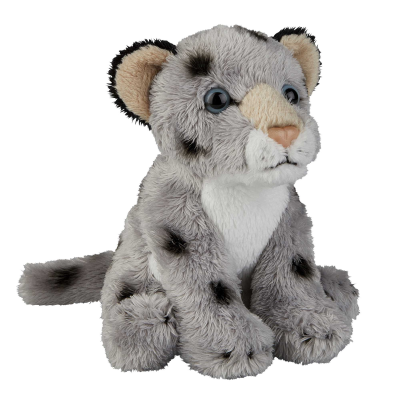Picture of SOFT TOY SNOW LEOPARD