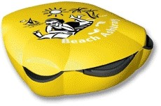 Picture of POCKET ASH TRAY in Yellow
