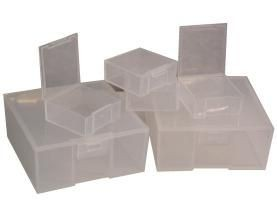 Picture of DEE BEE MINI POLYPROPYLENE PRESENTATION CASE with Bespoke Foam Inserts