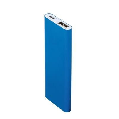 Picture of SUPERSLIM JUPITER POWERBANK in Blue