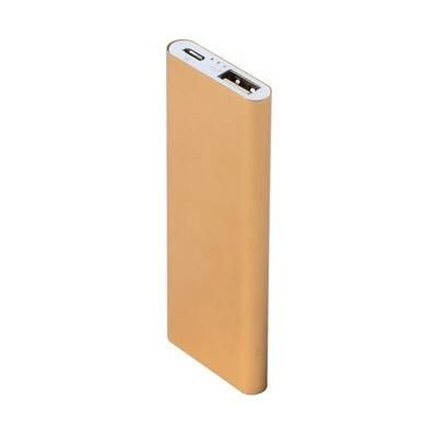 Picture of SUPERSLIM JUPITER POWERBANK in Gold