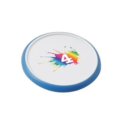 Picture of NON-SLIP COASTER in White-blue