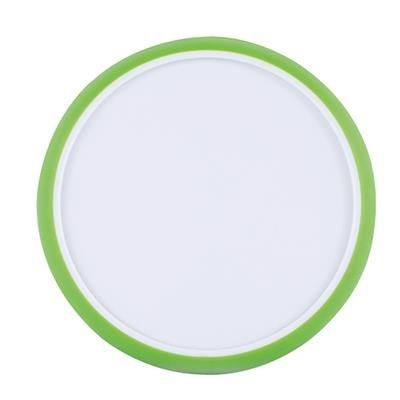 Picture of NON-SLIP COASTER in White-green