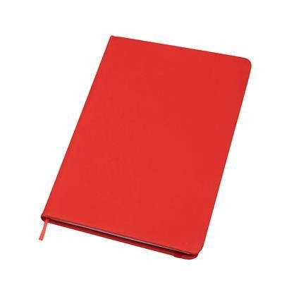 Picture of A5 JOURNAL NOTE BOOK in Red