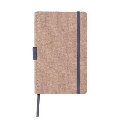 Picture of TUSCANY NOTE BOOK in Brown-grey