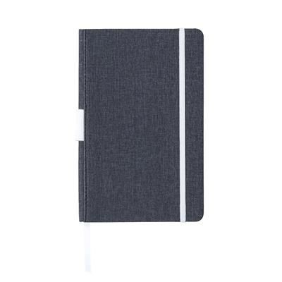 Picture of TUSCANY NOTE BOOK in Black-white