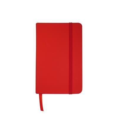Picture of ABBEY MINI NOTE BOOK in Red